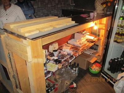 Зейский районный суд приостановил деятельность услуг общественного питания в кафе «Бар - Барыч» на 90 суток