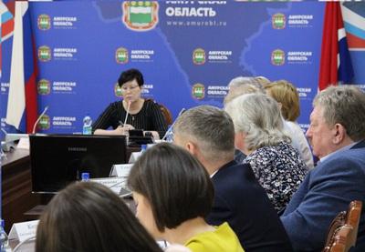 В правительстве Амурской области прошло заседание межведомственной комиссии по обеспечению взаимодействия в сфере защиты прав потребителей
